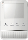 Монитор домофона CTV M2400MD (White)